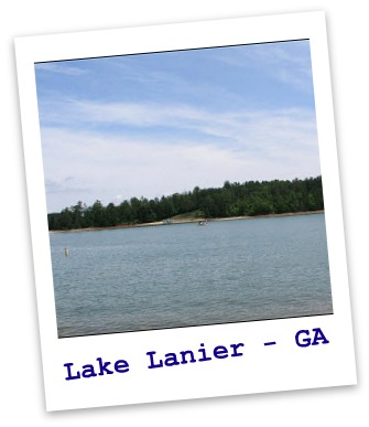 Lake Lanier waterfront homes for sale