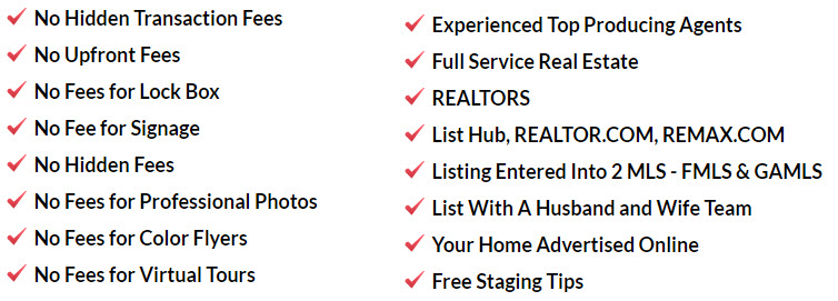 Braselton Discount Real Estate Commissions - List and Sell for Less
